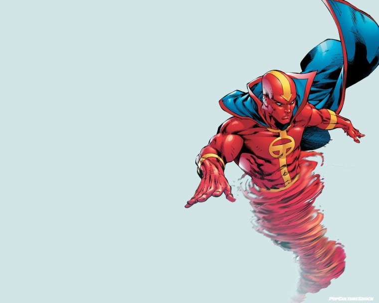 Red Tornado Wallpapers