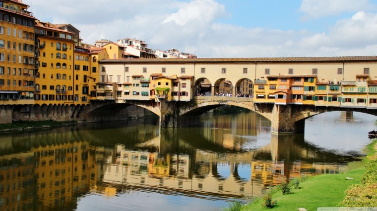 Ponte Vecchio Wallpapers