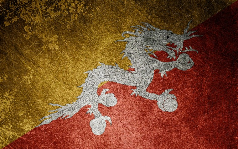 Flag Of Bhutan Wallpapers