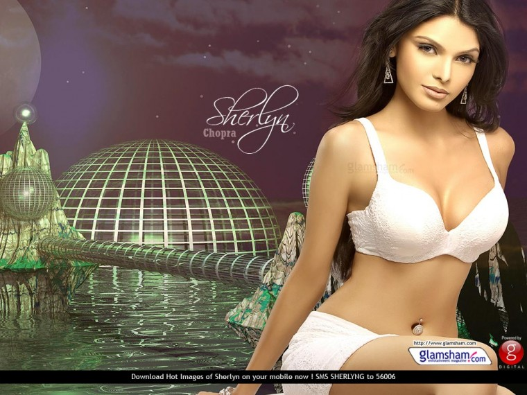 Sherlyn Chopra Wallpapers