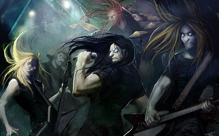Dethklok Wallpapers