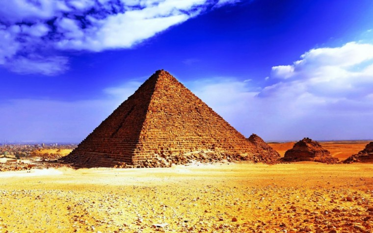 Great Pyramid Of Giza Wallpapers