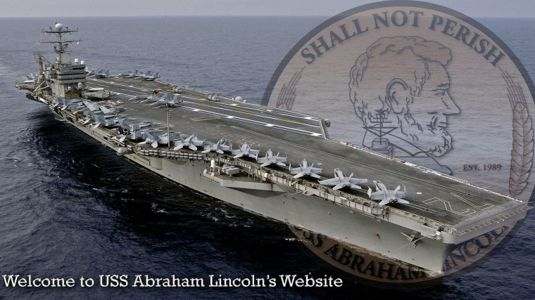 USS Abraham Lincoln (CVN-72) Wallpapers