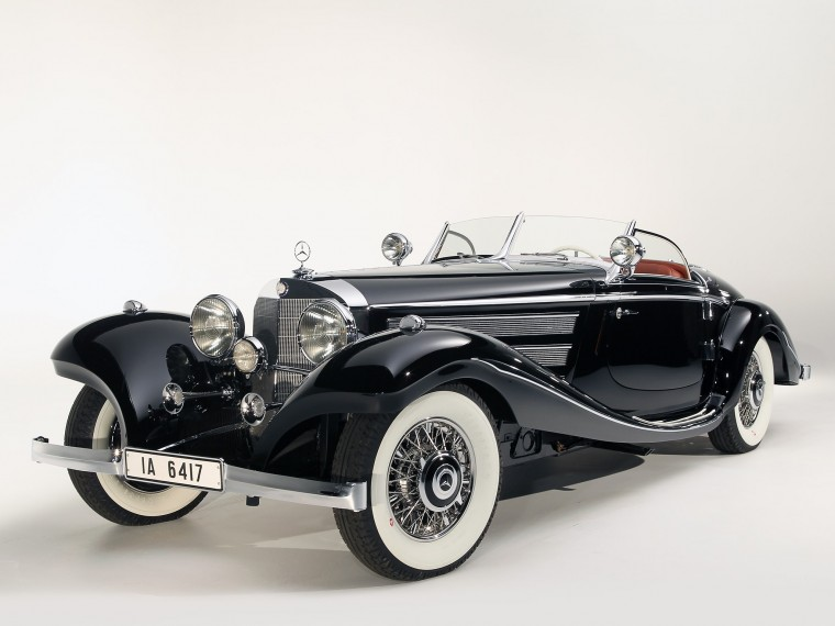 Mercedes-Benz 540K Wallpapers