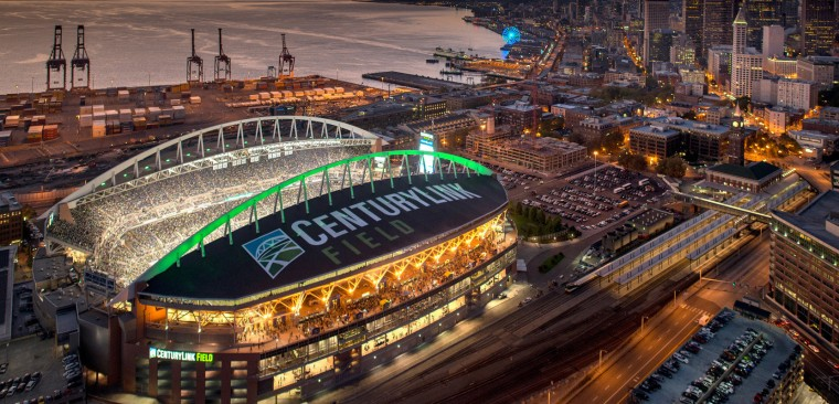 Seattle Seahawks Stadium Wallpapers