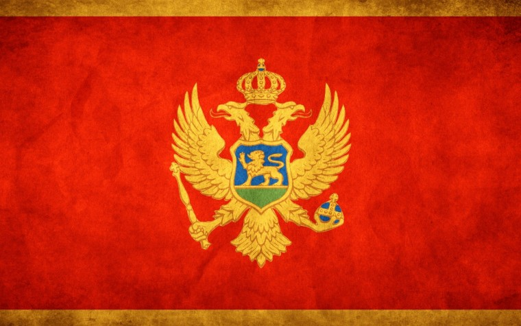 Flag Of Montenegro Wallpapers