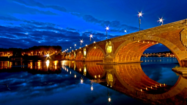 Pont Neuf, Toulouse Wallpapers
