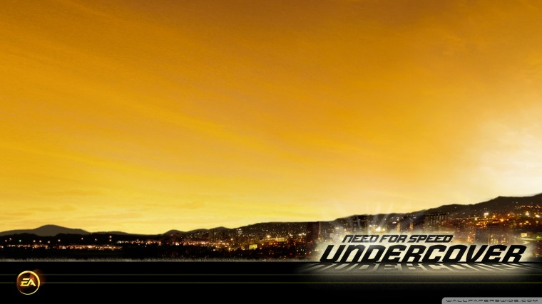 Need For Speed: Undercover HD Wallpapers