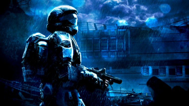 Halo 3: ODST HD Wallpapers
