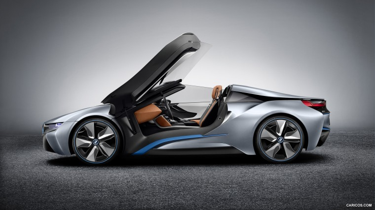 BMW i8 Concept Spyder Wallpapers