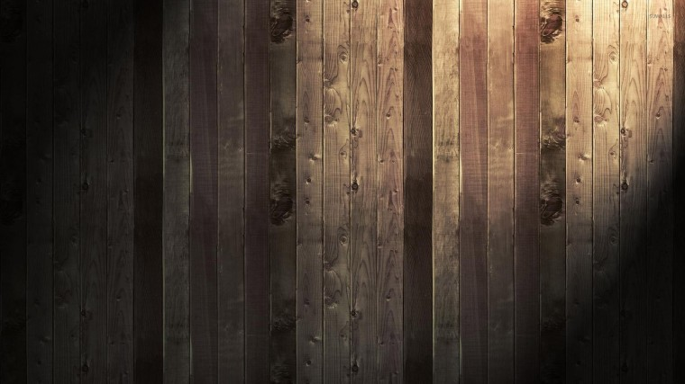 Digital Wood Panels Wallpapers