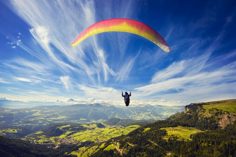 Paragliding Wallpapers