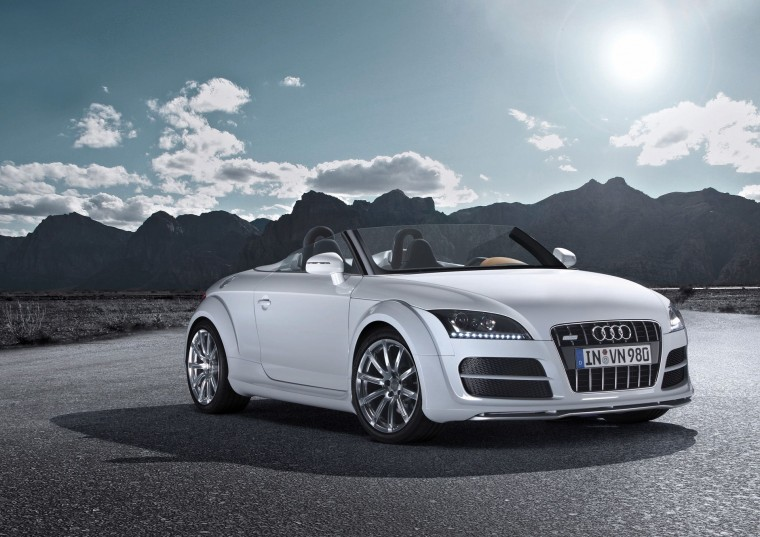 Audi TT Roadster Wallpapers