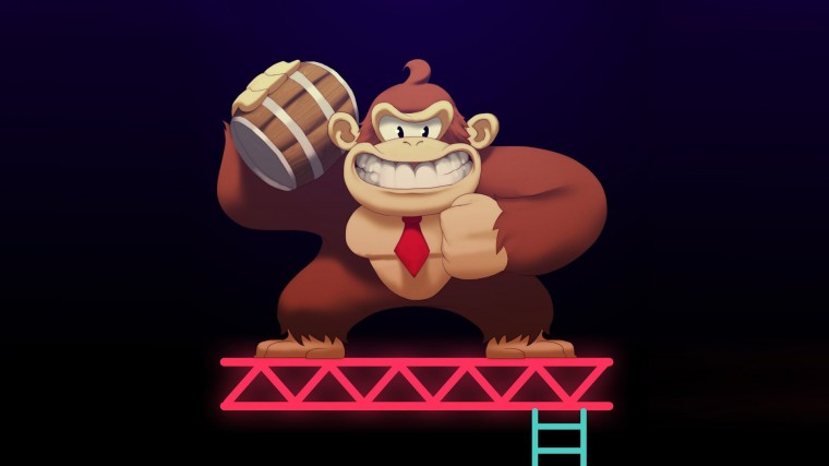 Donkey Kong HD Wallpapers