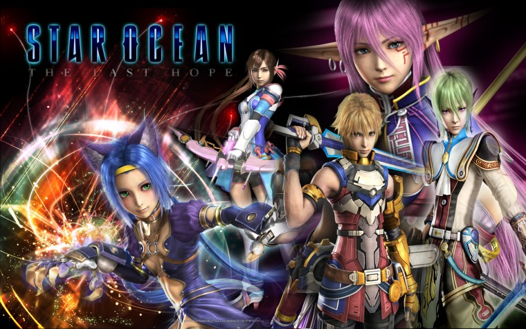 Star Ocean: The Last Hope HD Wallpapers
