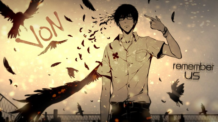 Zankyou no Terror Wallpapers