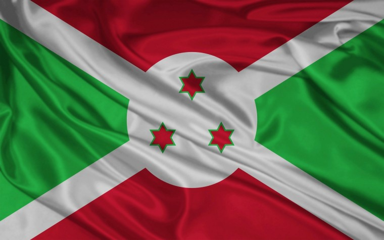 Flag Of Burundi Wallpapers