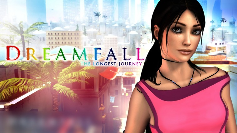 Dreamfall: The Longest Journey HD Wallpapers