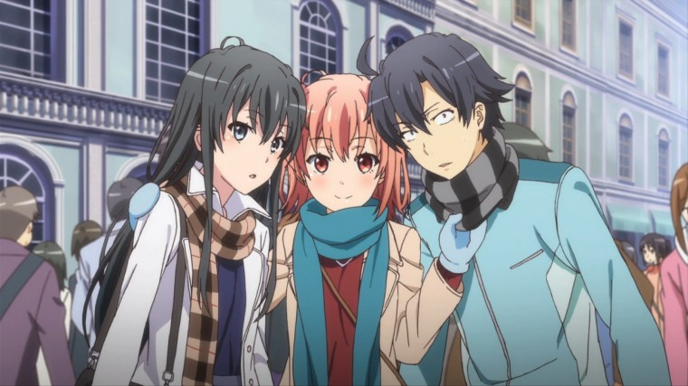 My Teen Romantic Comedy SNAFU Wallpapers