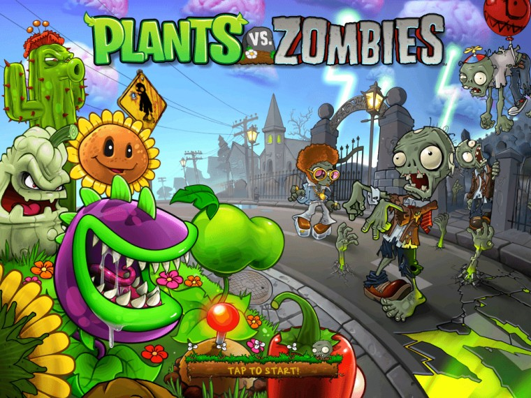 Plants Vs. Zombies HD Wallpapers