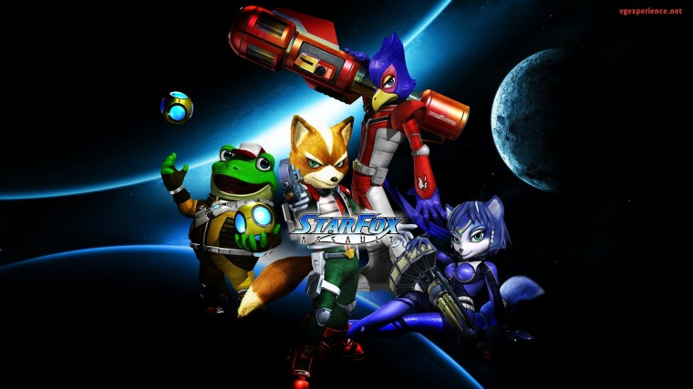 Star Fox: Assault HD Wallpapers