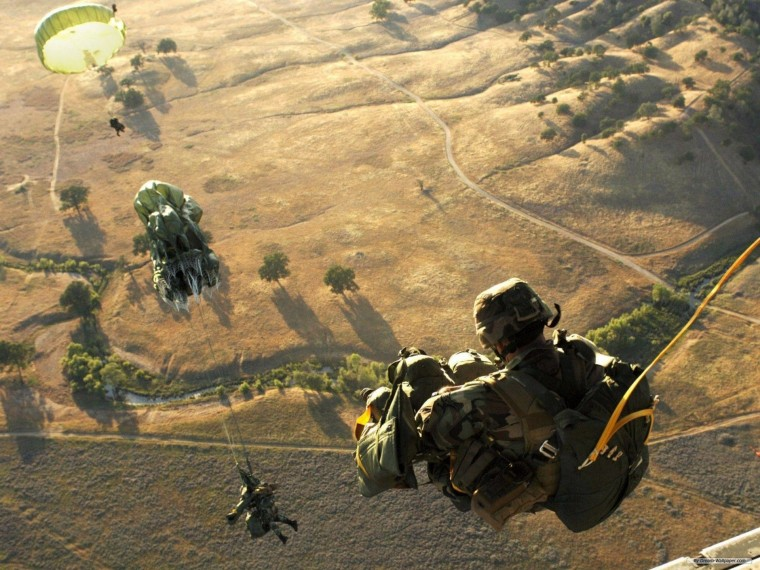 Wallpaper Army Airborne