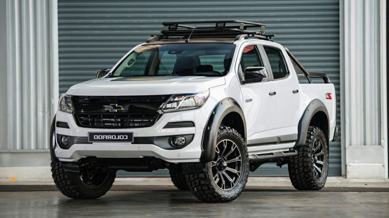 Chevrolet Colorado Wallpapers