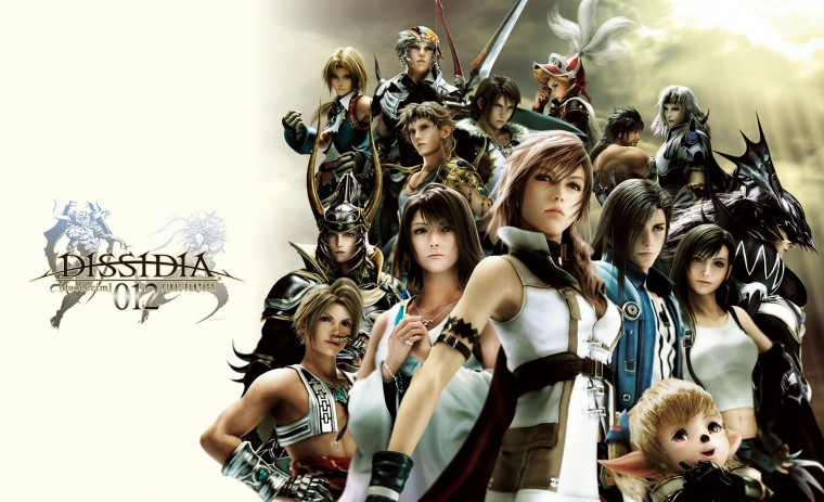 Dissidia 012: Final Fantasy HD Wallpapers