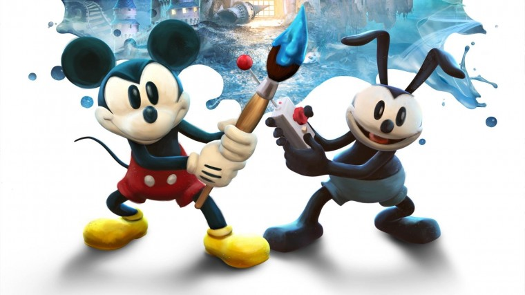 Epic Mickey 2: The Power of Two HD Wallpapers