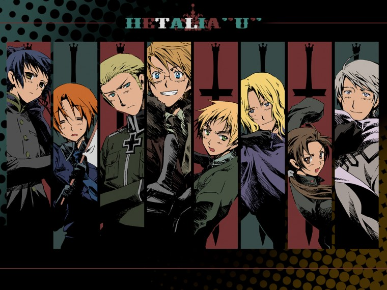Hetalia: Axis Powers Wallpapers