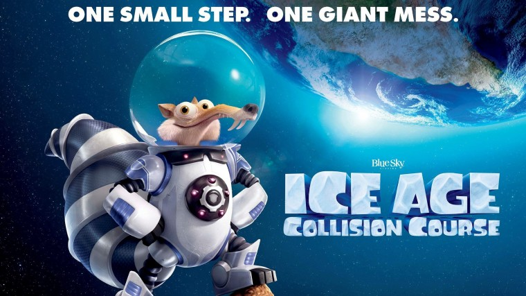 Ice Age: Collision Course Wallpapers