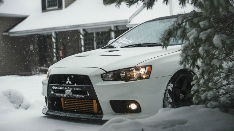 Mitsubishi Evolution X Wallpapers