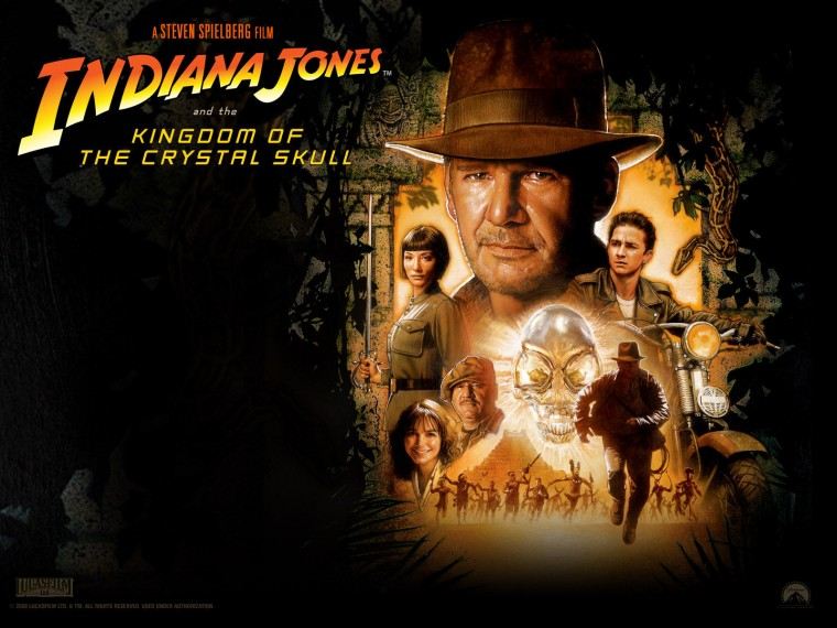 Indiana Jones and the Kingdom of the Crystal Skull Wallpapers