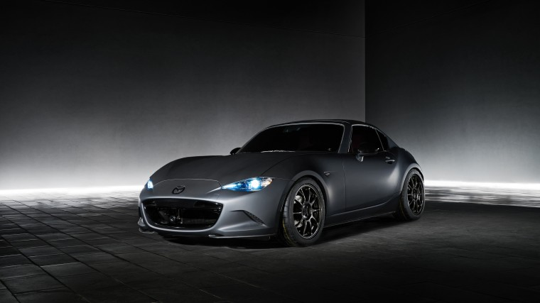 Mazda MX-5 Wallpapers