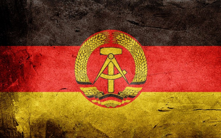 Flag of East Germany Wallpapers