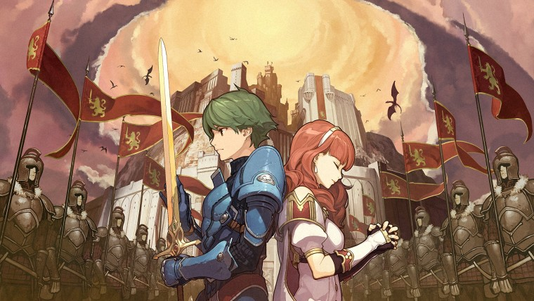 Fire Emblem Echoes: Shadows of Valentia HD Wallpapers
