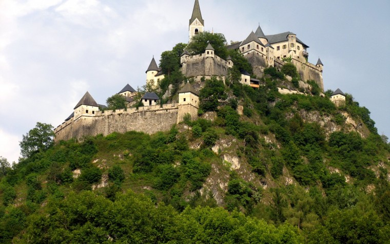 Hochosterwitz Castle Wallpapers