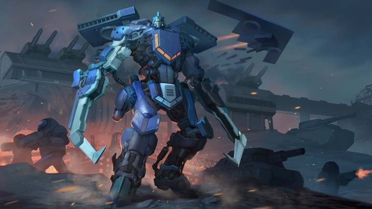 AirMech HD Wallpapers
