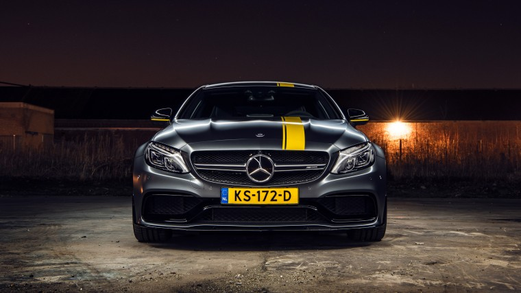 Mercedes-Benz C63 Wallpapers