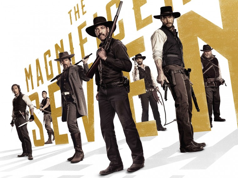 The Magnificent Seven (2016) Wallpapers