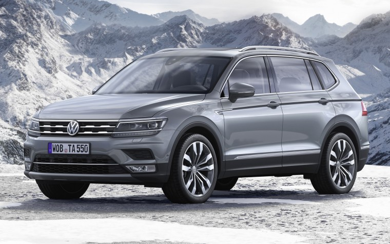 Volkswagen Tiguan Wallpapers