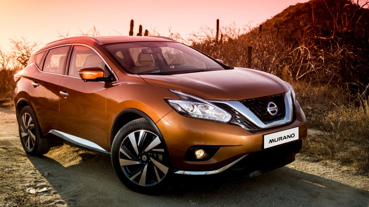 Nissan Murano Wallpapers