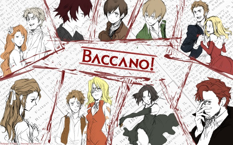 Baccano! Wallpapers