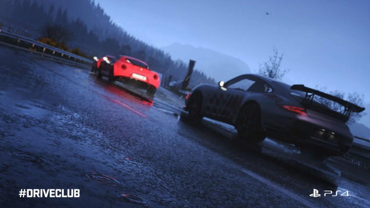 Driveclub HD Wallpapers