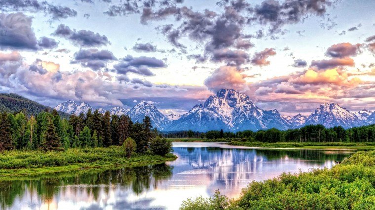 Grand Teton National Park Wallpapers