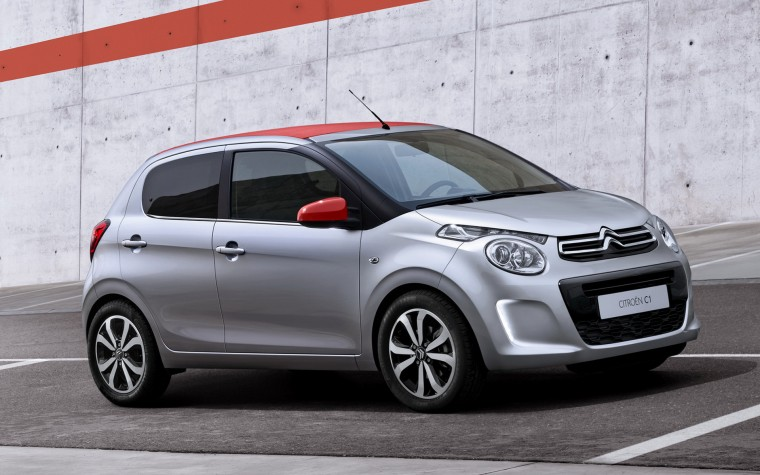 Citroen C1 Wallpapers