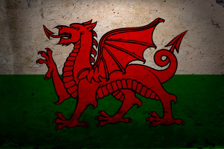 Flag Of Wales Wallpapers
