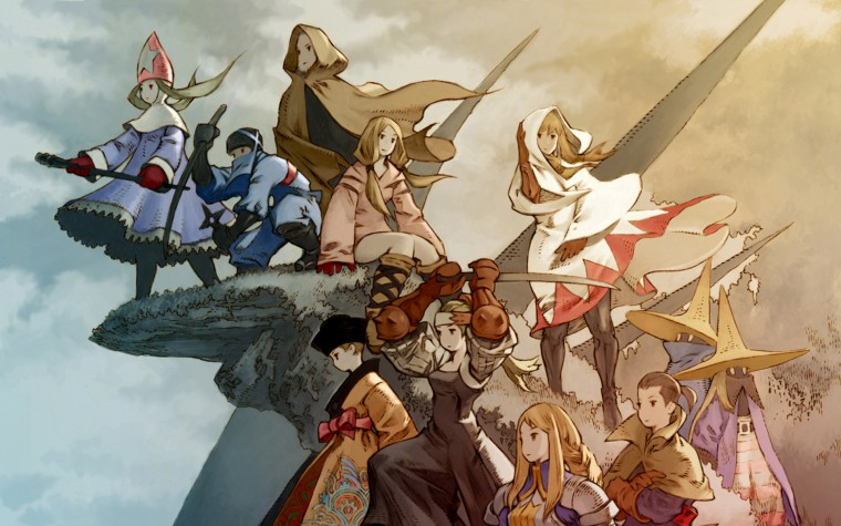 Final Fantasy Tactics HD Wallpapers