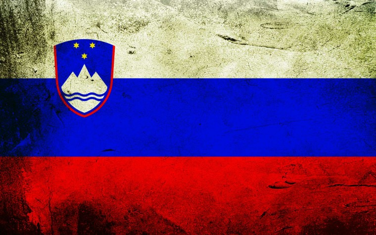 Flag Of Slovenia Wallpapers