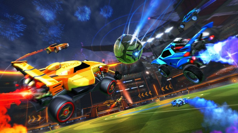 Rocket League HD Wallpapers